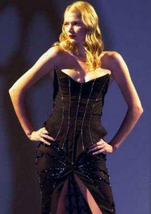 Платье за 1,8 млн. долларов