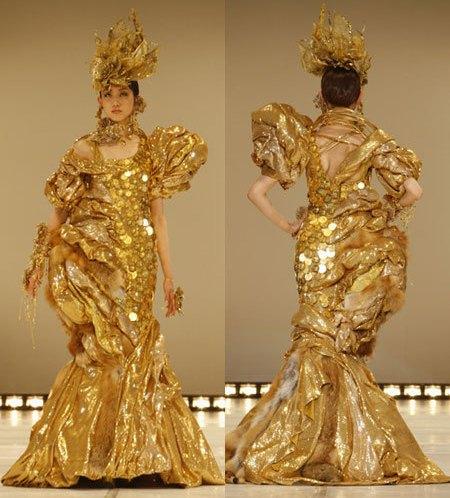 Платье за 270 тыс. долларов