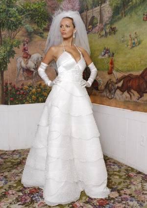 Платье за 300 тыс. долларов
