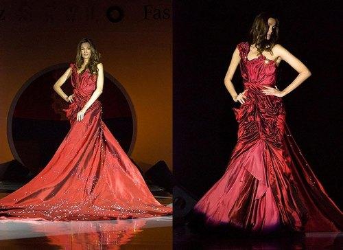Самое дорогое платье в мире - Nightingale of Kuala Lampur