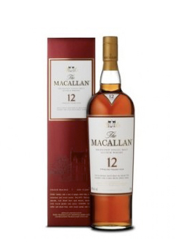 Виски 64 Years Old Macallan Single Malt