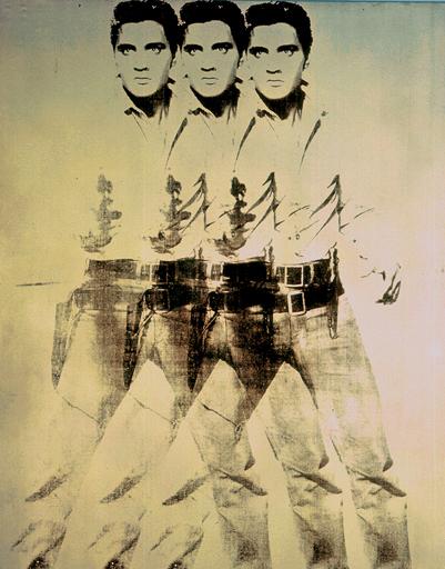 Восемь Элвисов