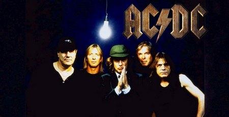 Рок-группа AC/DC