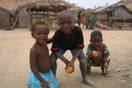Ангола - самые неблагополучные страны мира