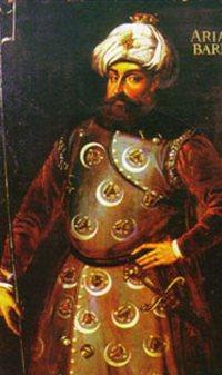 Арудж Барбаросса - самый известный пират