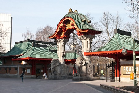 Берлинский зоопарк - самый большой зоопарк мира