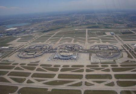 Аэропорт Далласа/Форт-Уэрта