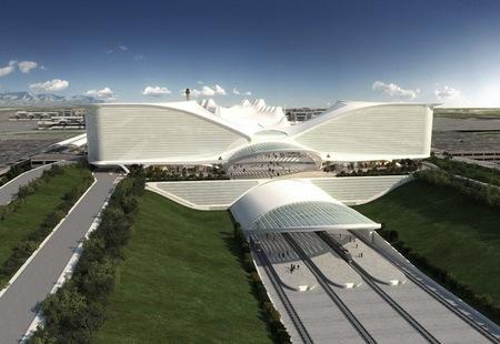 Аэропорт Денвера - самые большие аэропорты мира