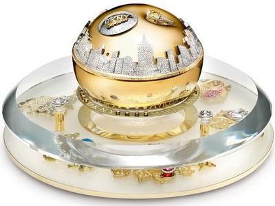 DKNY Golden Delicious - самые дорогие духи в мире