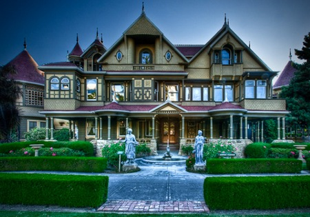 Дом Винчестеров - страшное место на планете