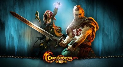 браузерная 3Д игра Drakensang Online