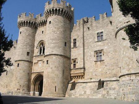 Дворец Великих Магистров о. Родос