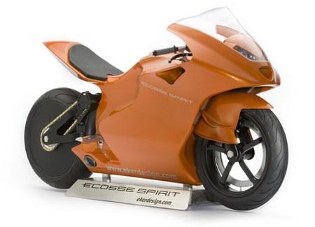 Ecosse Sprit ES1 самый дорогой мотоцикл