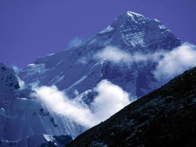 Гора Эверест или Джомолунгма