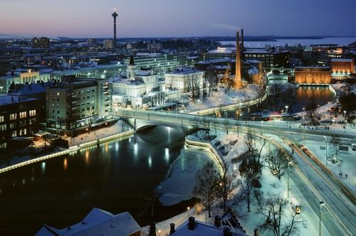 Финляндия - процветающая страна