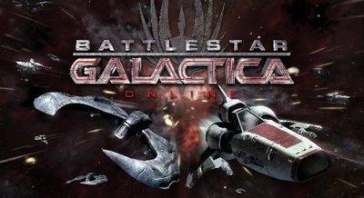 3D Battlestar Galactica Online