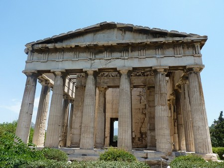 Храм Гефестиона