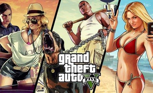 GTA 5 на PC дата выхода