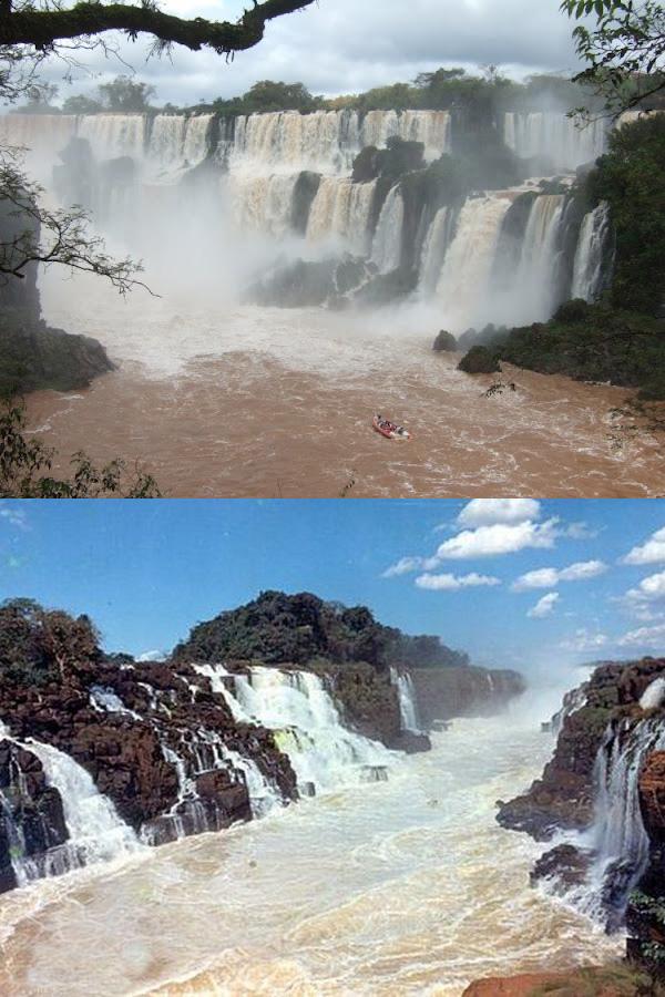 Водопад Гуайра