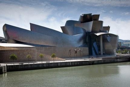 Музей Гуггенхайма. Бильбао