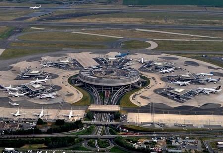 Аэропорт Шарля-де-Голля