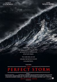 Фильм о катастрофе Идеальный шторм