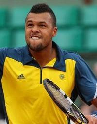 Жо-Уилфрид Тсонга - лучшие теннисисты мира
