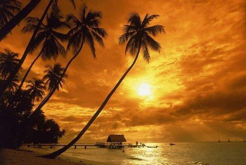 Остров Святого Бартоломея, Карибские острова