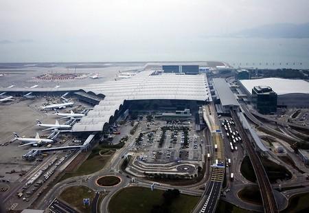 Аэропорт Гонконга Чхеклапкок