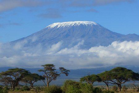 Килиманджаро - самые высокие вулканы в мире