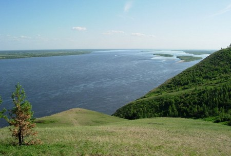 Длинная река - Лена