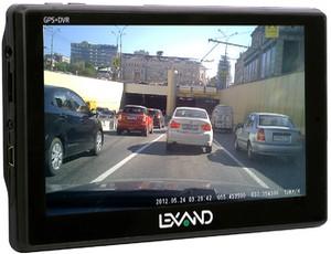 Лучший автомобильный навигатор LEXAND D6 HDR