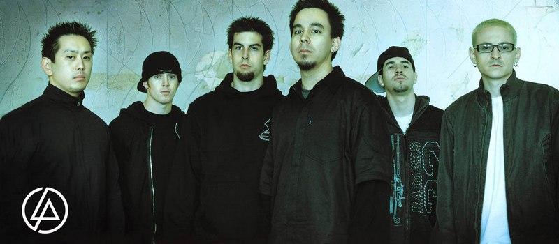 Лучшая рок-группа Linkin Park