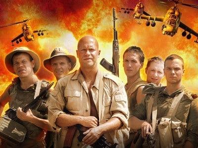 Лучшие военные фильмы