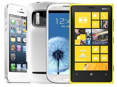 Лучшие мобильные телефоны 2012 2013 топ