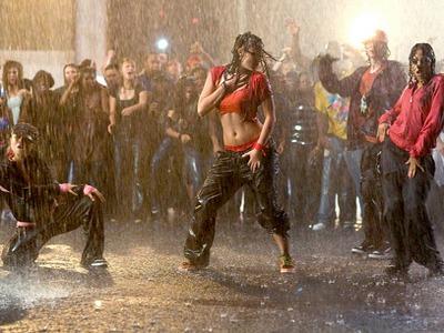 Хоп про брейк данс про уличные танцы