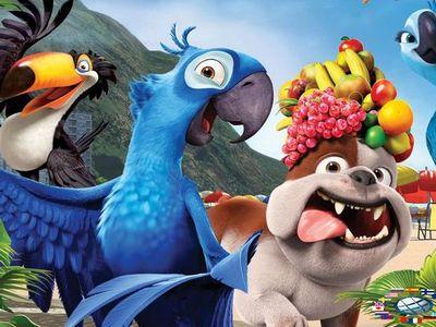 Лучшие мультфильмы 2014 года