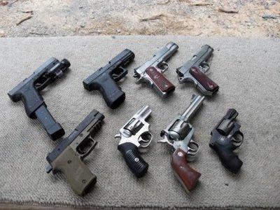 Лучшие пистолеты