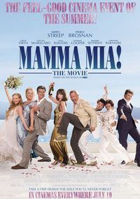 Mama Mia! - лучшие фильмы мюзиклы