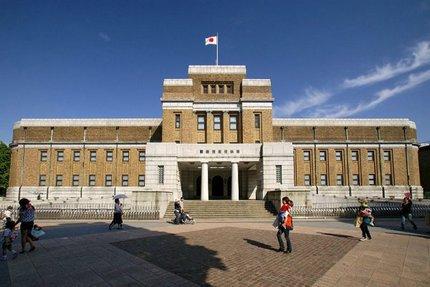 Национальный музей науки. Япония
