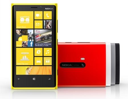 Nokia Lumia 920 - Лучший мобильный телефон 2013