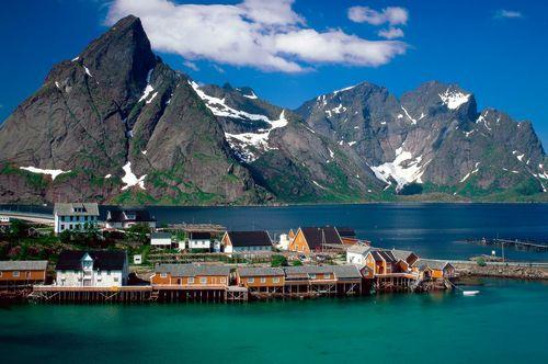 Норвегия - самая процветающая страна