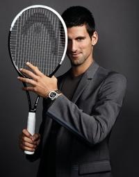 Новак Джокович - лучший теннисист мира