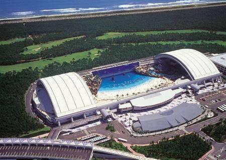 Аквапарк Ocean Dome
