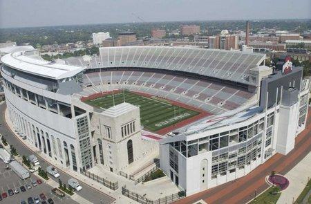 Огайо Стэдиум - самые большие стадионы мира