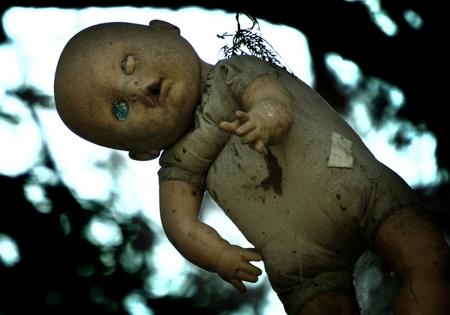 Остров кукол - страшное место в мире