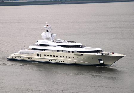 Яхта Pelorus