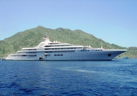 Яхта Platinum 525