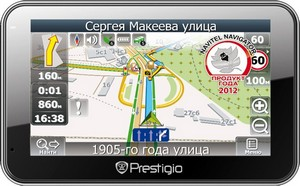 Prestigio GeoVision 5660GPRSHD