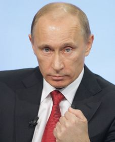 Самые влиятельные люди мира - Владимир Путин